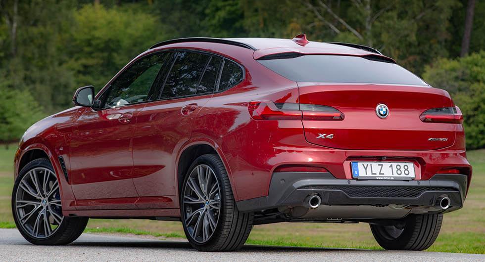 BMW återkallar flera modeller på grund av fel i styrningen