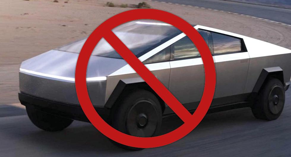 Bekräftat: Tesla Cybertruck ska inte säljas i Europa