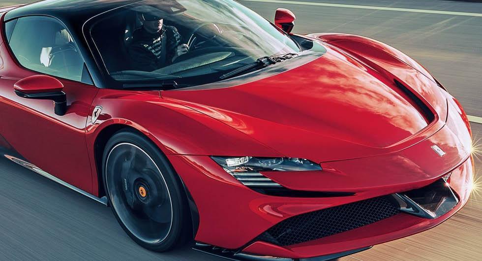 Trots krisen – Ferrari tjänar 1,1 miljoner kronor per bil