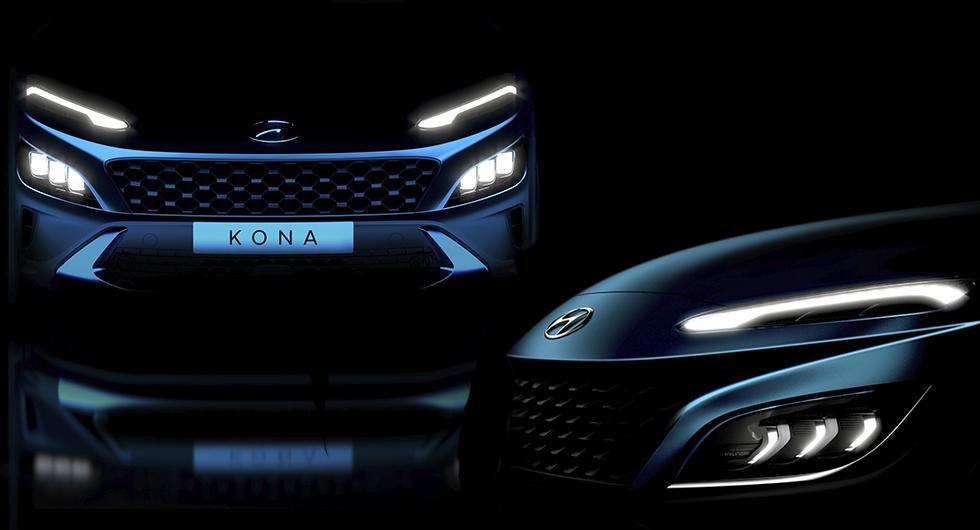 Hyundai Kona får hajnos