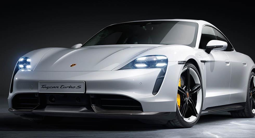 Porsche Taycan uppdateras i höst – här är alla nyheter