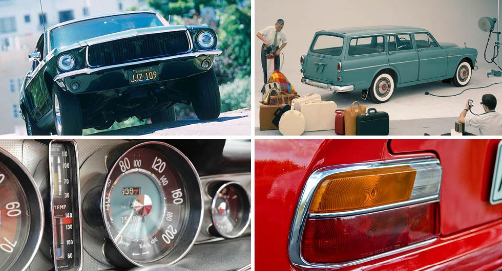 Quiz: Har du koll på bilarna från 60-talet?