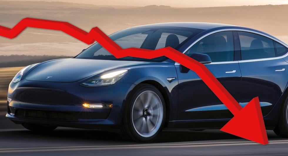 Elbilsförsäljningen rusar – men Tesla halkar efter