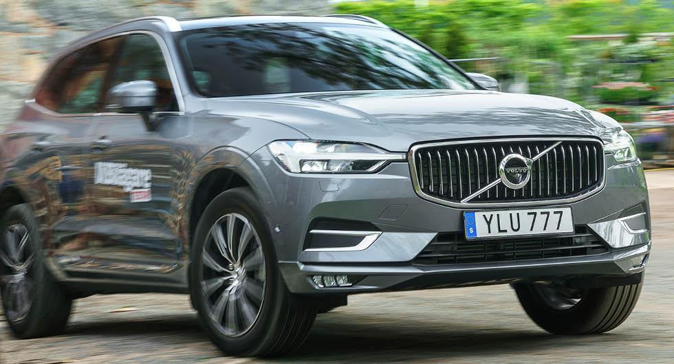 Volvo återkallar igen – vindrutetorkaren kan lossna