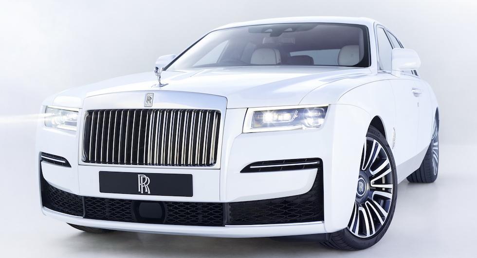 Rolls-Royce Ghost officiell – tystare och starkare än tidigare