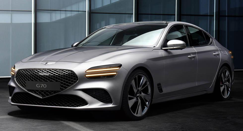 Hyundais lyxmärke Genesis siktar på Europa – här är första modellen