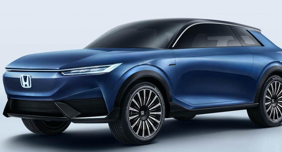 Hondas nya elbil visad –men bara för kinesiska köpare