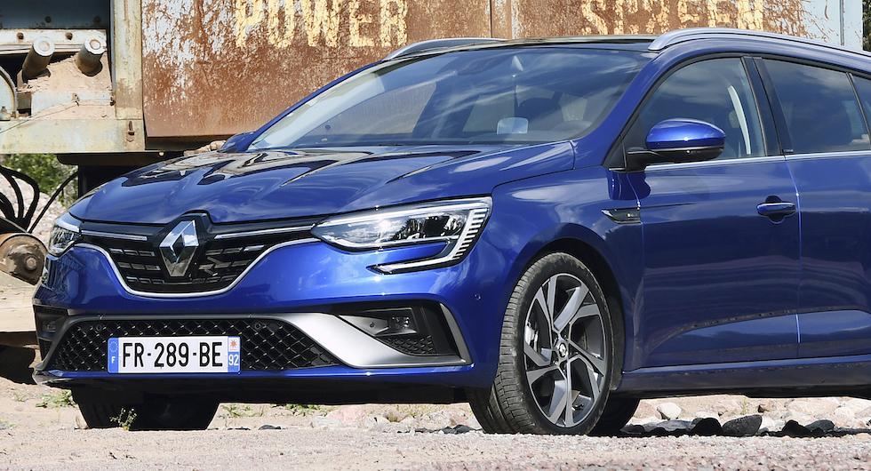 Provkörning: Renault Megane E-Tech (2020)