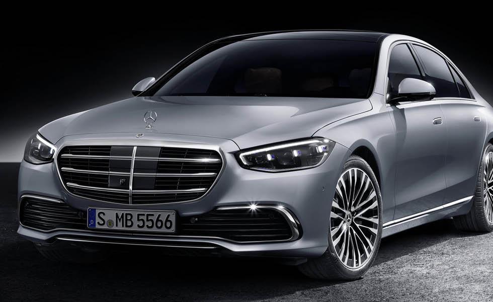 Nya Mercedes S-klass officiell – här är alla nyheter i toppmodellen