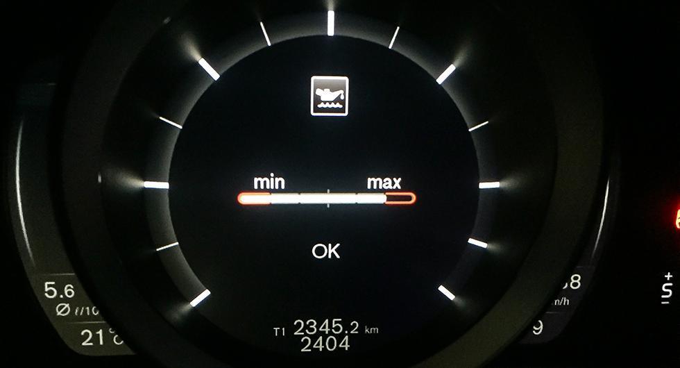 Bilfrågan: Dumt med oljekoll via elektronik