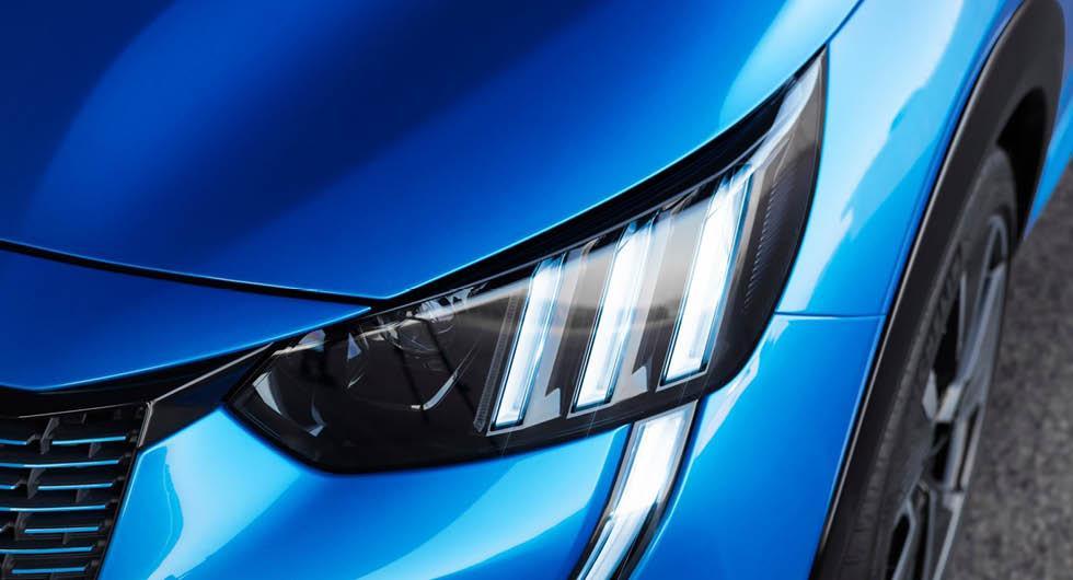 Nya uppgifter om Peugeot e-1008 – billig elsuv på gång