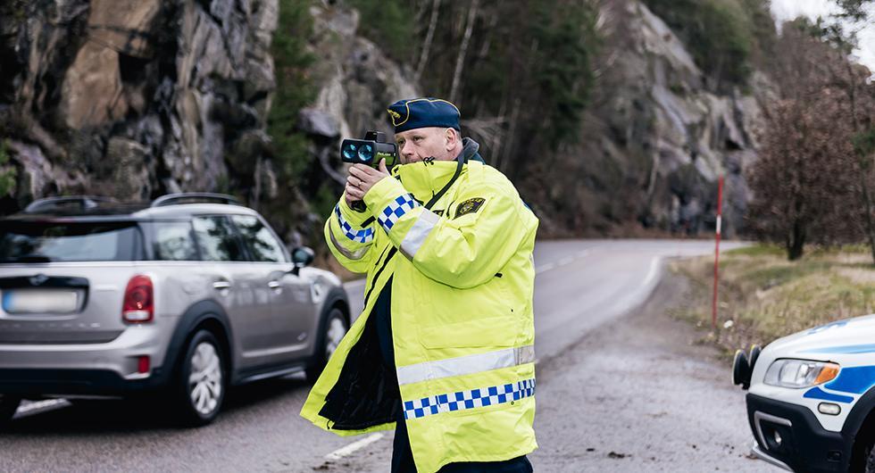 Polisens nya grepp för att stoppa fortkörarna