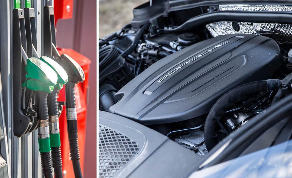 Porsche tror på syntetiska bränslen för att kapa utsläppen