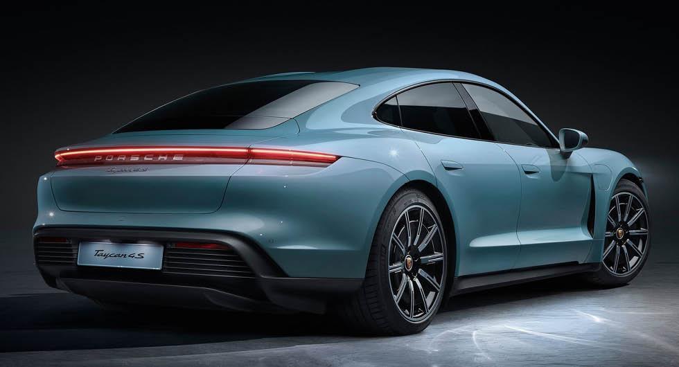 Porschechefen gör klart: Räckvidd på 40 mil är tillräckligt