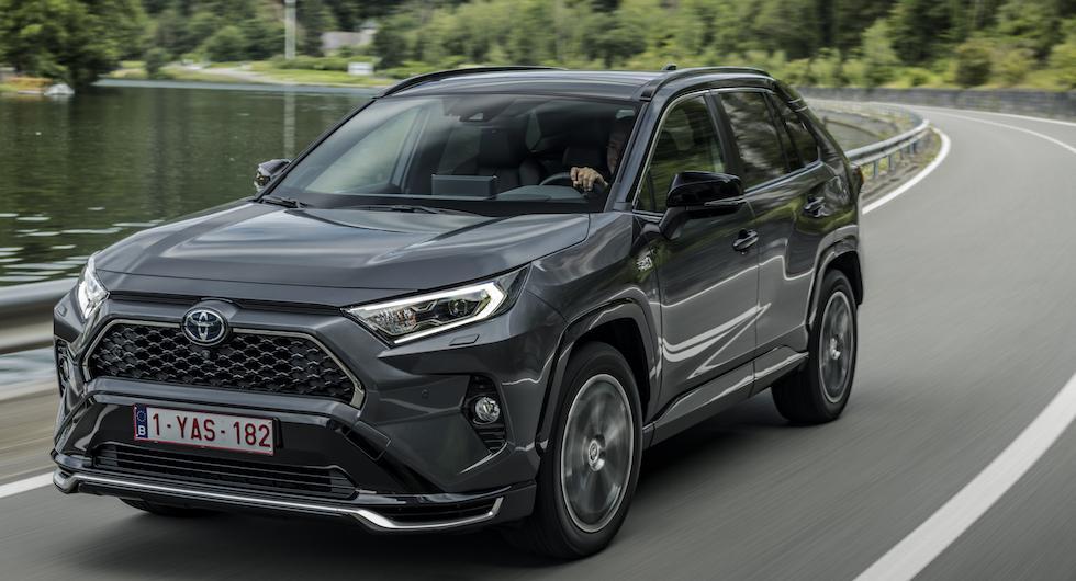 """Toyota om sin nya satsningen: """"Rätt teknik för rätt typ av resa"""""""