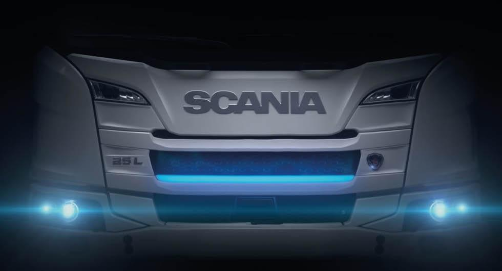 """Scania visar ny ellastbil – beskrivs som en """"milstolpe"""""""