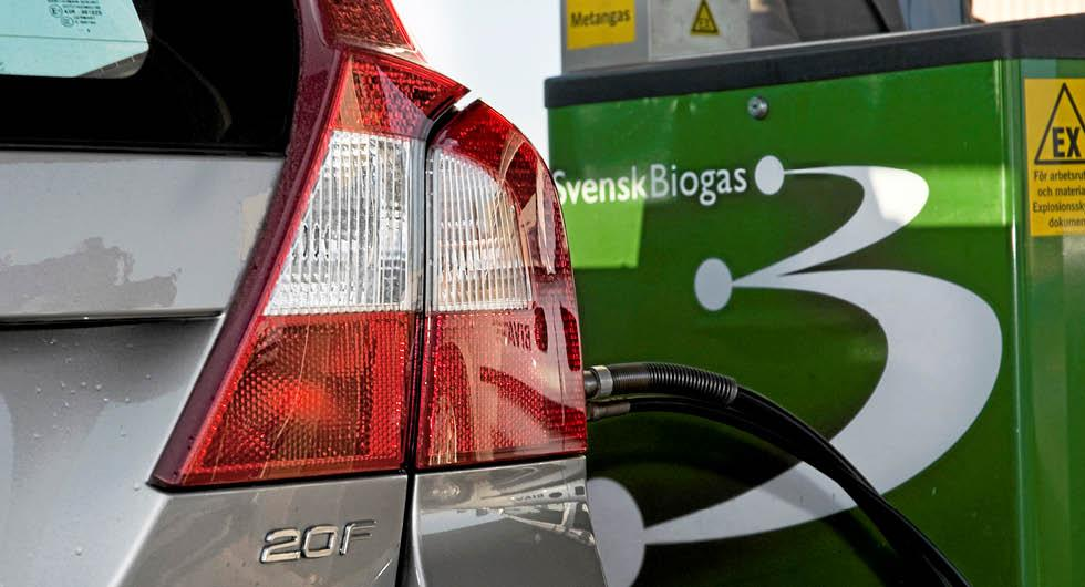 Bygg om-bonus för alla som konverterar till etanol eller biogas