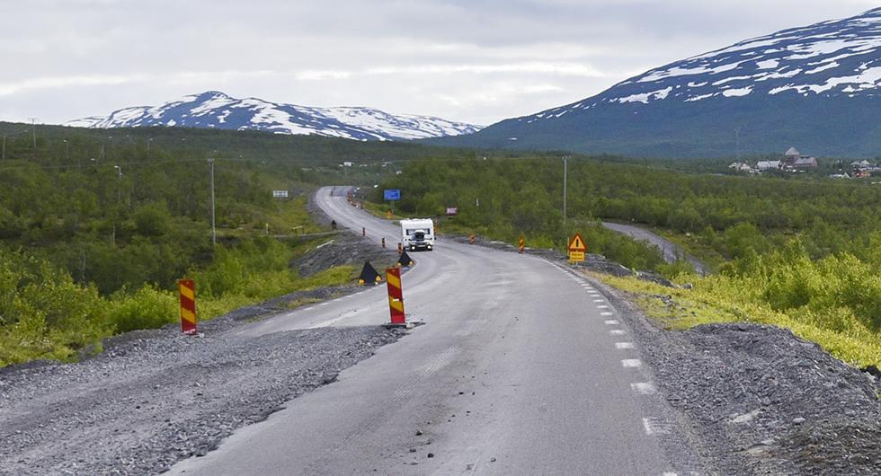 Förslag: Slitna vägar på landsbygden ska rustas upp