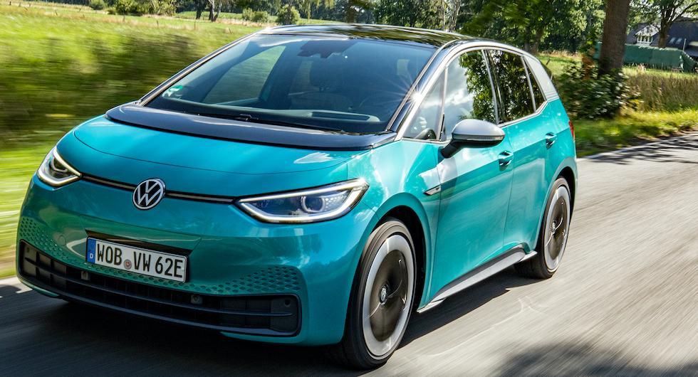 Volkswagen ID 3 billigare än diesel-Golf i ny jämförelse