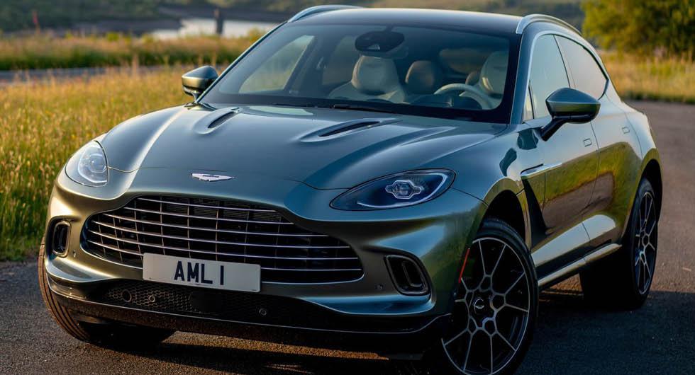 Aston Martin fördjupar samarbetet med Mercedes-AMG
