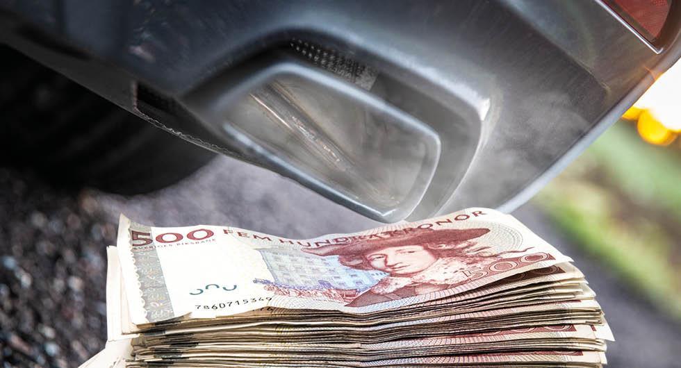 Allvarlig bugg stoppade utbetalning av miljöbilsbonus