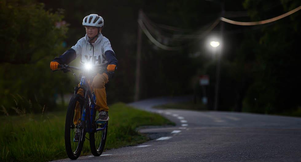 Test av 11 cykellampor: Här är bästa valet för alla cyklister