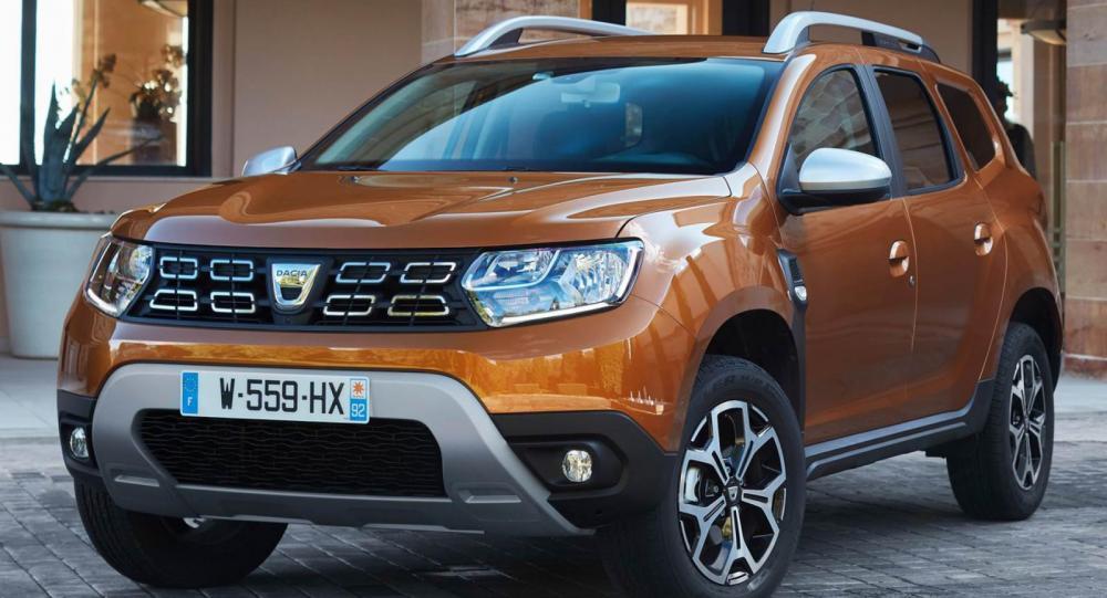 Dacia Duster godkänns för HVO-diesel