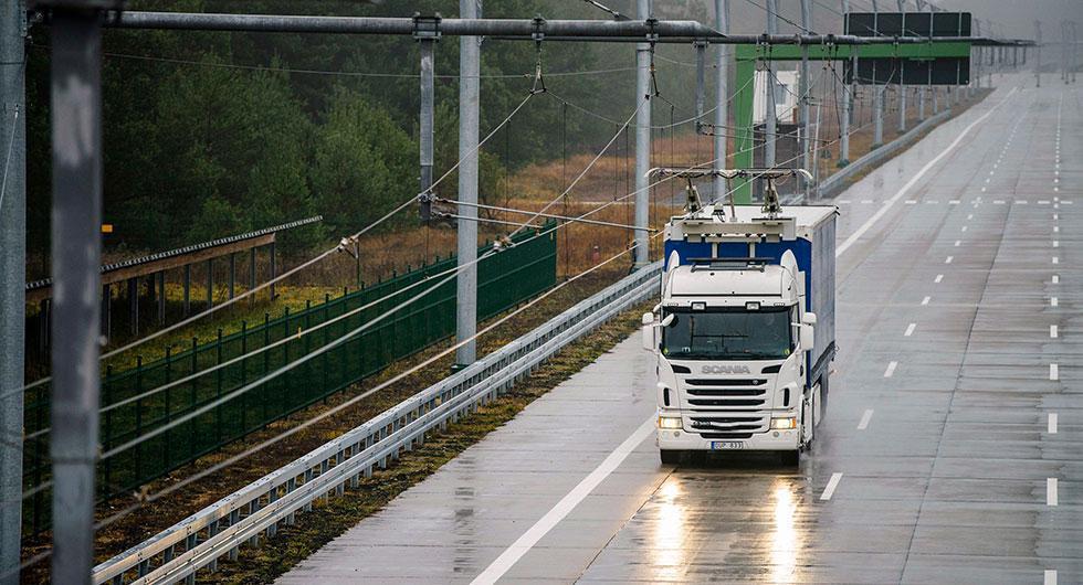 Hundratals mil elväg – och nya snabbladdare för lastbilar