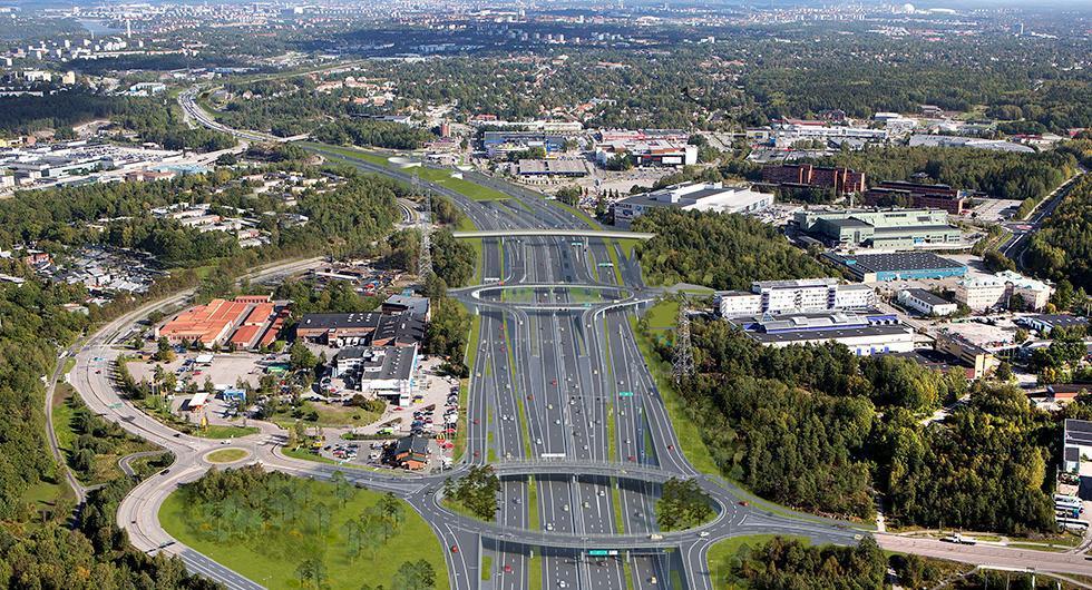 """Hård forskarkritik mot dyra vägprojekt: """"Orimligt"""""""