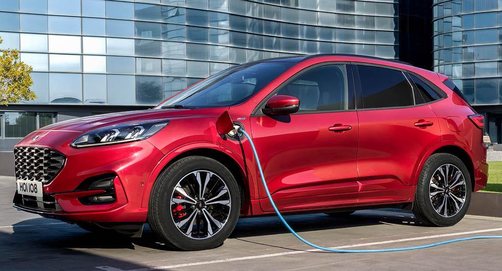 Efter hybridhaveriet – Ford missar tuffa utsläppsmålet