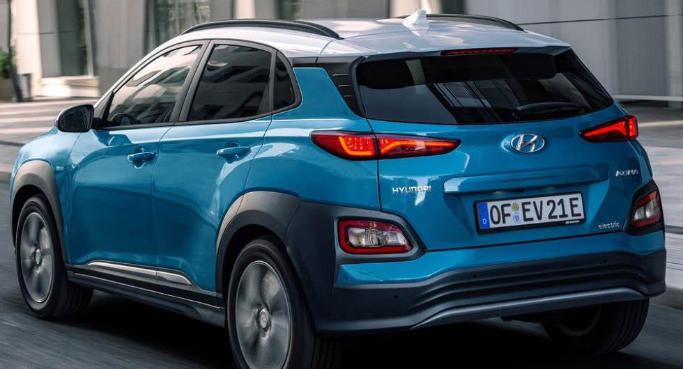 Hyundai Kona Electric återkallas för brandrisk –inget besked om svenska bilar