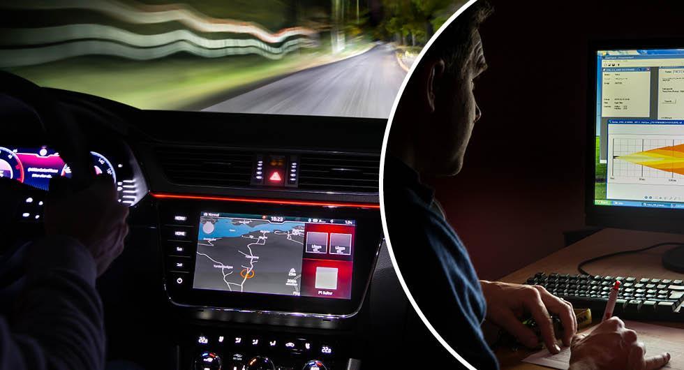 Test av strålkastare: Här är bilarna med bäst halvljus och helljus
