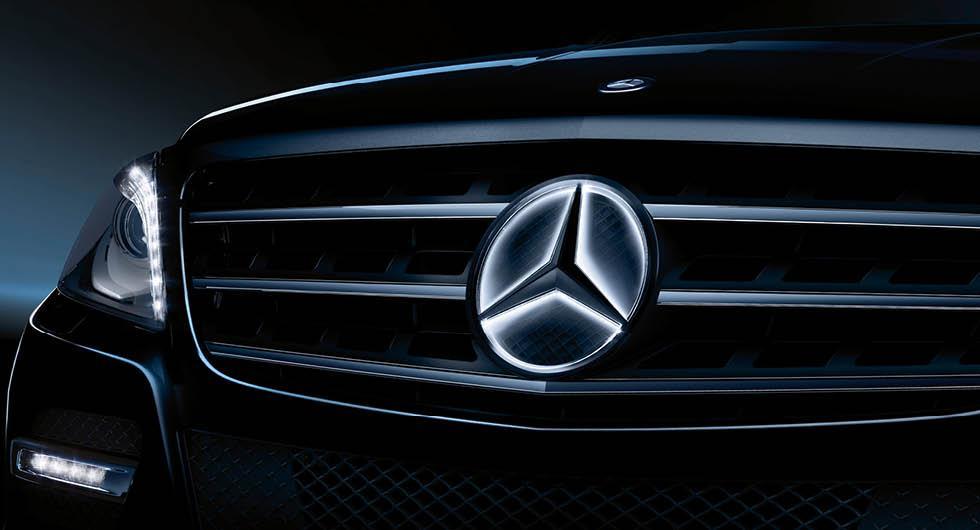Allvarlig säkerhetsmiss i Mercedes lysande stjärna