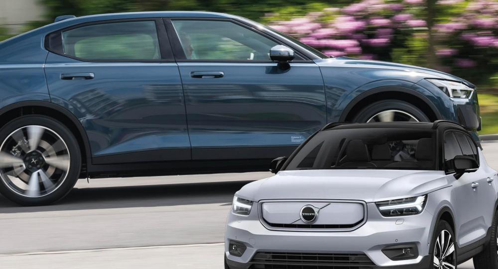 Besvikelse för Volvo och Polestar i nytt räckviddstest