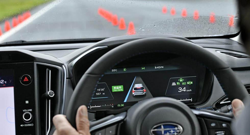 Svenskt företag bakom Subarus nya kamerasystem
