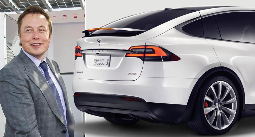 Elon Musks besked: Siktar fortfarande på rekordår