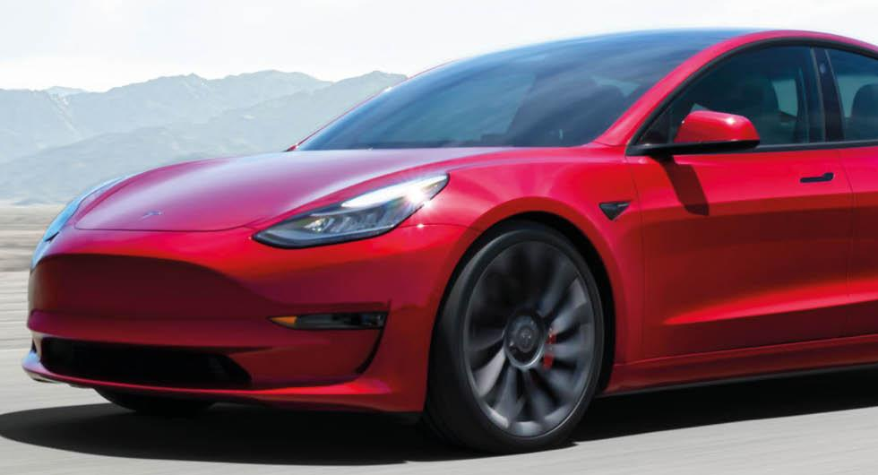 Tesla höjer priserna på Model 3 – blir 10 000 kr dyrare