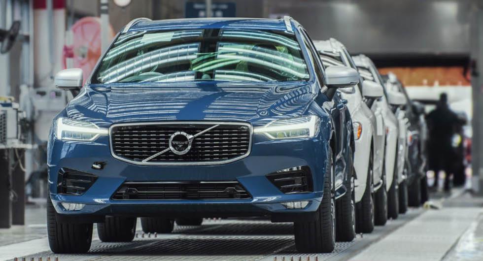 Nu ökar Volvo – här är populäraste modellerna