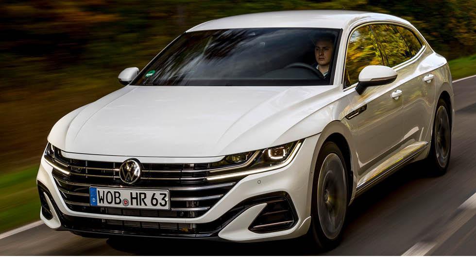Svenskt pris för Volkswagen Arteon eHybrid: Så mycket kostar laddkombin