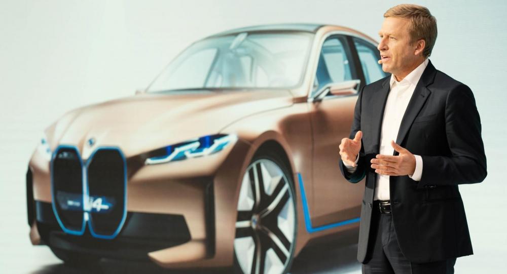BMW utvecklar ny elbilsplattform – men släpper inte taget om förbränningsmotorn