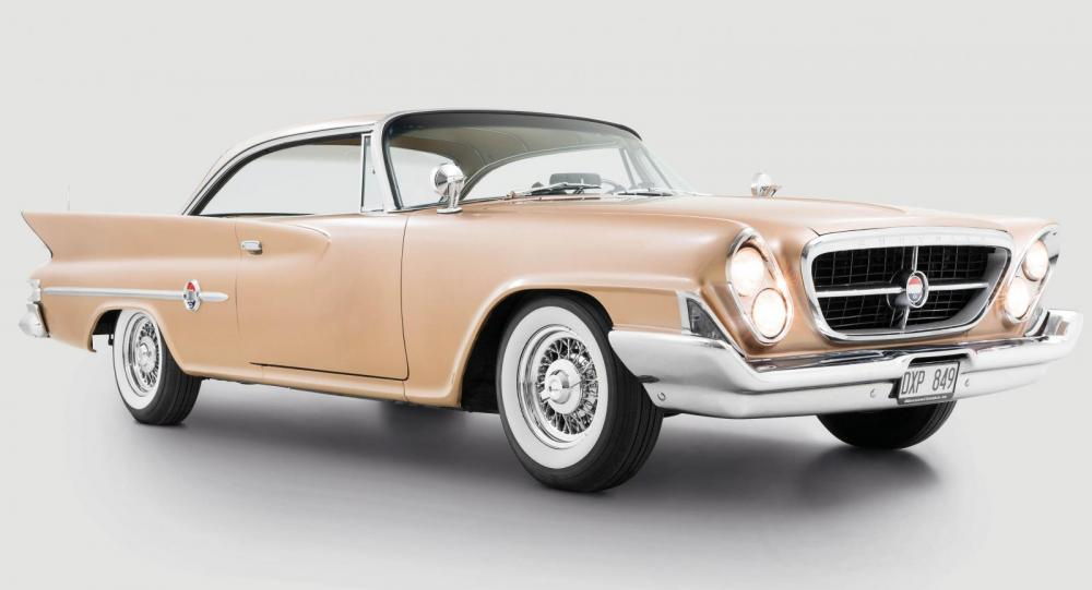 Chrysler 300 blev starten på muskelbilsepoken