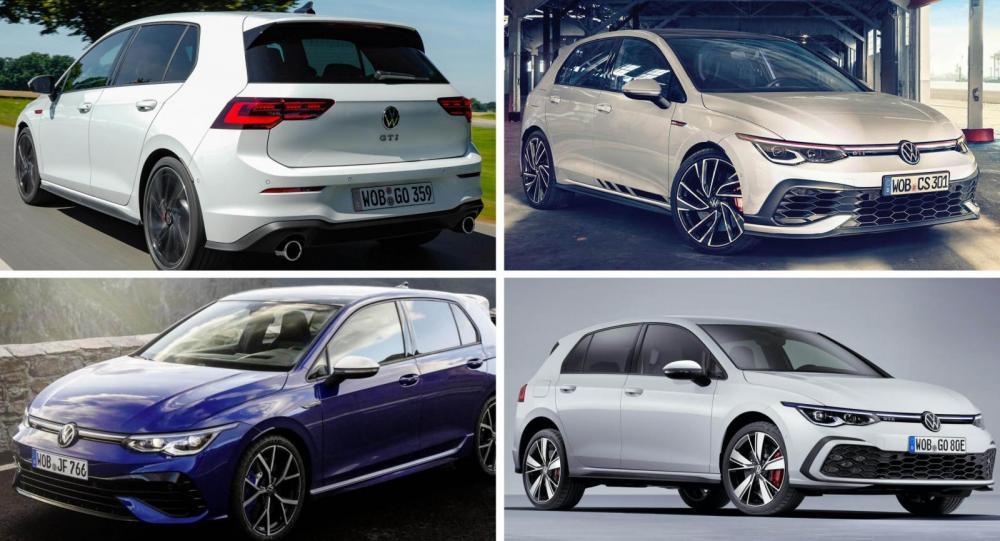 Svenskt pris på Volkswagen Golf GTI, Golf R och Golf GTE – så mycket kostar nya versionerna