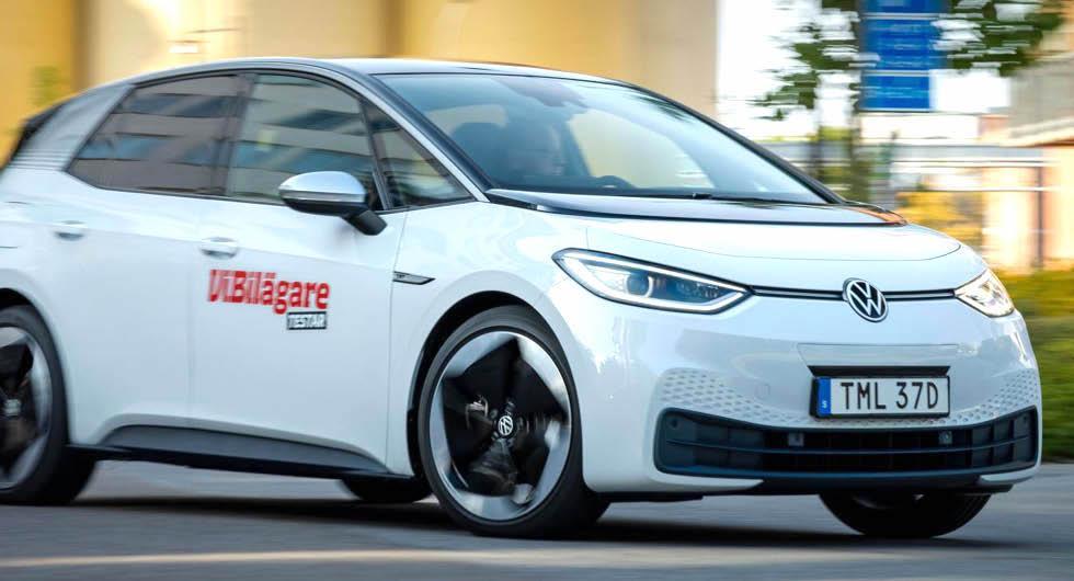 Volkswagen ska åtgärda batteribugg i ID 3 –kan vägra starta