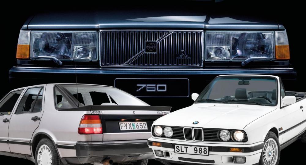 """""""Se upp, 50-talsbilar – nya klassiker är på ingång"""""""