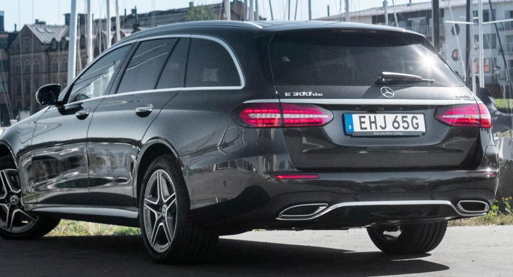 Nya uppgifter: Mercedes kan räddas av laddhybrider