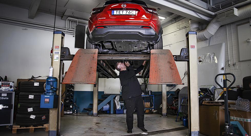 Bilfrågan: Rostskydda begagnad bil?