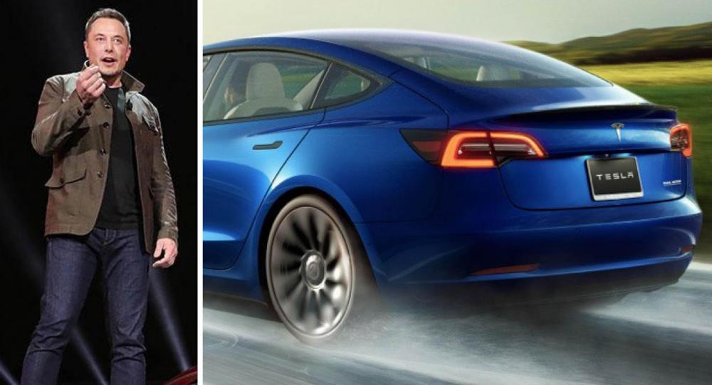 Elon Musk avslöjar: Tesla var en månad från konkurs