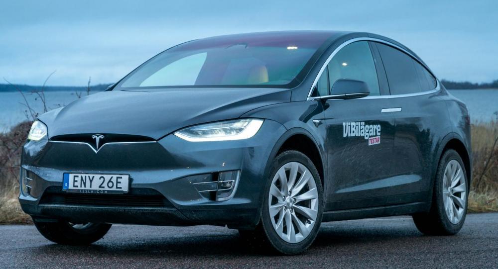Stopp för Tesla som förmånsbil för kommunchefer