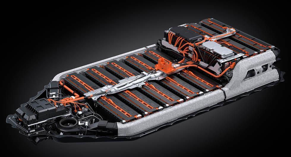 Så här är vi vana att dagens elbilsbatterier ser ut. Men med ny teknik kan energilagringen istället byggas in i bilens kaross.