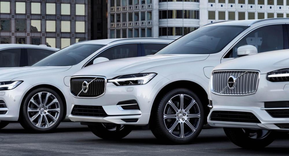 Volvo ökar försäljningen trots krisen – laddbilarna rusar